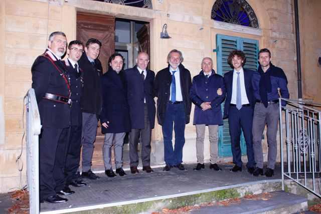 montecatini. LA VISITA DEL SOTTOSEGRETARIO ALFANO