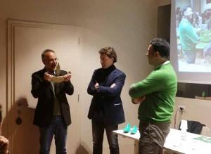 Nursery  Campus di Pistoia ha premiato Stefano Mancuso