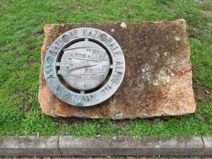 Pistoia. Monumento agli Alpini