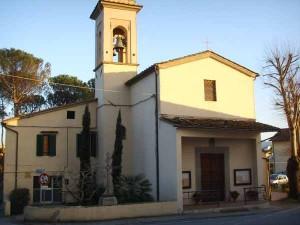 La chiesa di San Pantaleo