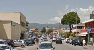 Sant'Agostino. Via Fermi