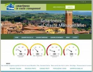 Smartness in Waste Management