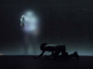Una scena dello spettacolo (Alessandro Sala)