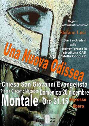 montale. ULISSE IN PARROCCHIA