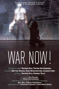 War Now!@teatridipistoia