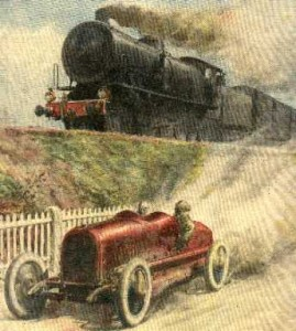 Le corse degli anni '30