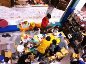 Montemurlo. Attività con i bambini in biblioteca