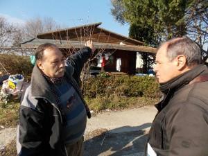 Muharem Hadzovic e Antonio Sessa