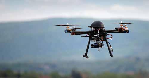 DRONI ANTI-SMOG PER IL RILEVAMENTO DELLA QUALITÀ DELL'ARIA?
