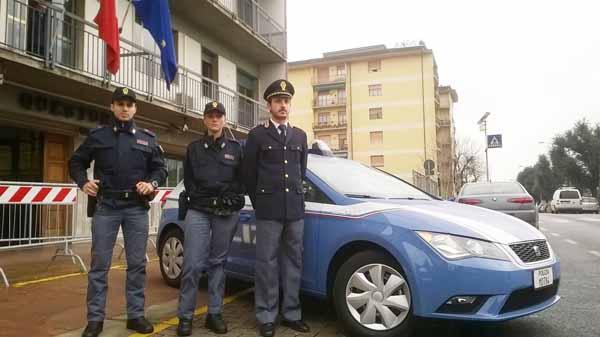 polizia. DUCCIO CIAPPELLI NUOVO DIRIGENTE UPG