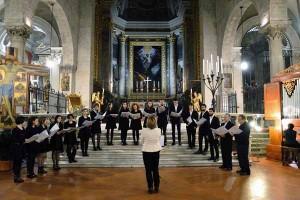 Il coro giovanile Città di Pistoia