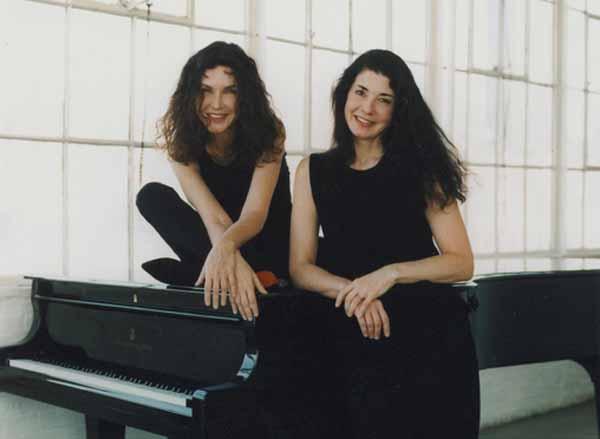 RECITAL PIANISTICO DI KATIA E MARIELLE LABÈQUE