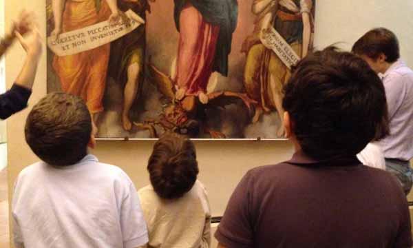 LABORATORI PER FAMIGLIE AL MUSEO DELL'OPERA DEL DUOMO DI PRATO