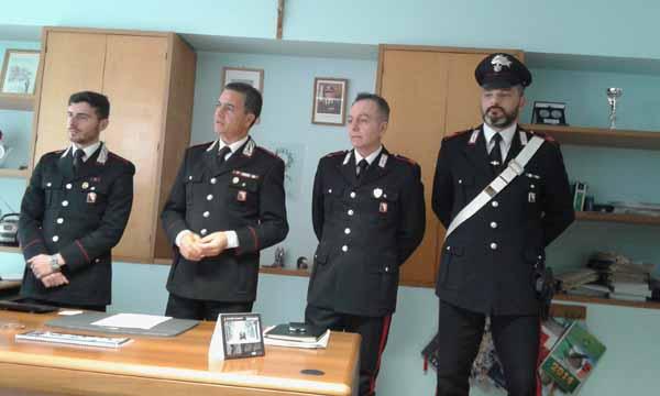 carabinieri. ARRESTO PER DUE RAPINATORI E UN'AGGRESSIONE