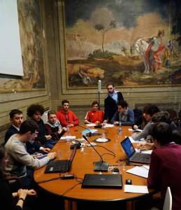 Parlamento studenti seduta commissione