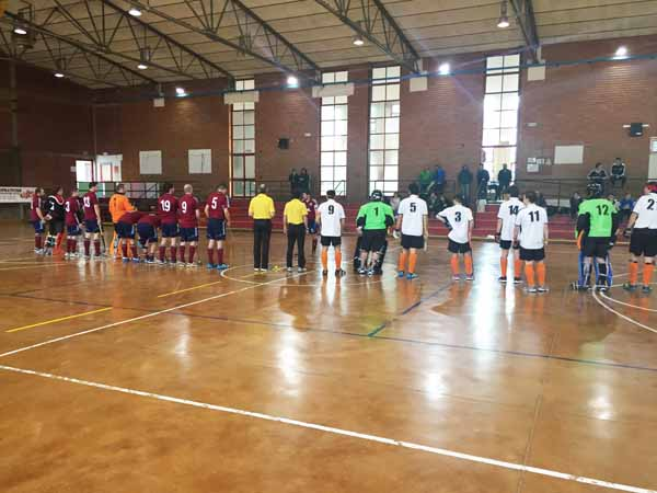 hockey. SI FERMA LA CORSA DEL PISTOIA IN INDOOR LEAGUE