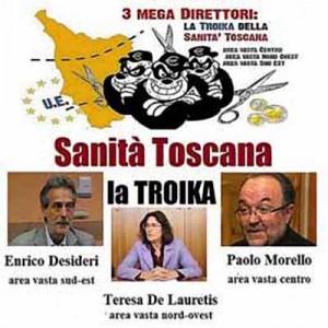 Sanità.-Troika-di-Rossi - banda bassotti