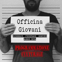 """officina giovani. ON STAGE MUSICA CON """"CECCO & CIPO"""" + TRICARICO"""