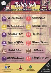 BIBLIOLEDÌ-FUMETTI RIMANDATO AL 3 FEBBRAIO