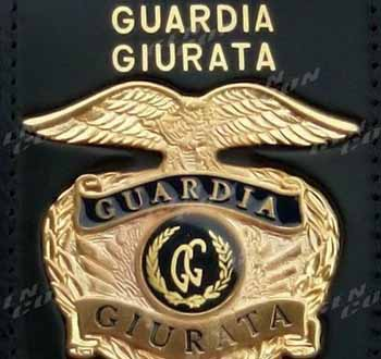 """""""GUARDIE GIURATE"""", APPROVATA MOZIONE IN CONSIGLIO REGIONALE"""