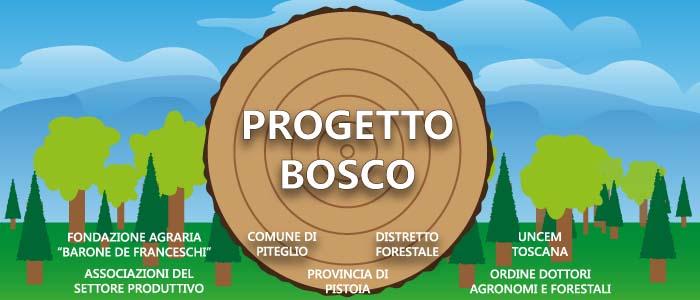 piteglio. PROGETTO BOSCO, DISPONIBILI OLTRE 191 ETTARI