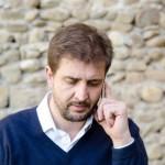 Il consigliere regionale Nicola Ciolini (Pd)