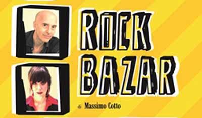 """montemurlo. """"ROCK BAZAR"""", LEGGENDE IN SALA BANTI"""
