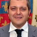 L'assessore Simone Mangani