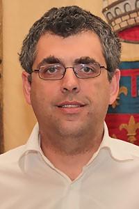 L'assessore Simone Faggi