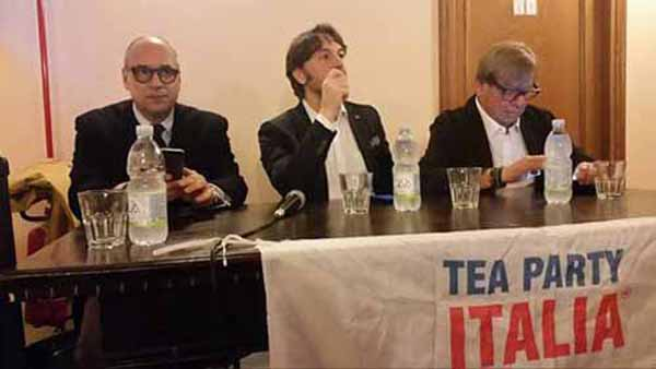 "agliana. BANCHE E FINANZA AL ""TEA PARTY WINTER SHOW"""
