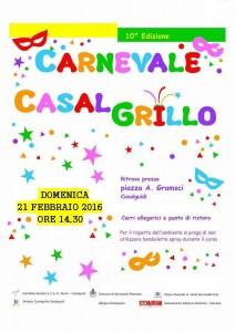 CARNEVALE CASALGRILLO