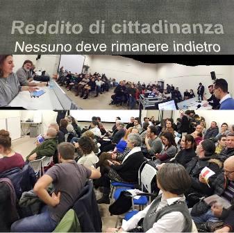REDDITO DI CITTADINANZA, VERA E PROPRIA MANOVRA ECONOMICA