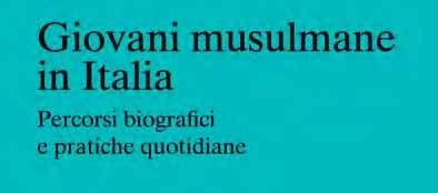 "libri. ""GIOVANI MUSULMANE IN ITALIA"""