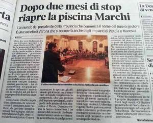 Il Tirreno, 5 febbraio 2016
