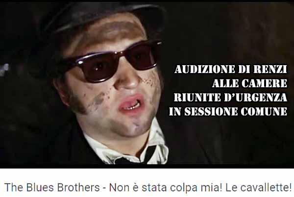 """italia da """"rogazioni"""". «A PESTE, FAME ET BELLO [RENZI], LIBERA NOS, DOMINE!»"""