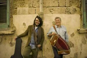 Massimo Donno e Riccardo Tesi