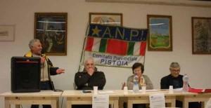 Da sx Fabrizio Morelli Roberto Daghini, Luigia Caferri e Aldo Bartoli