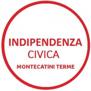 Il logo di Indipendenza civica Montecatini
