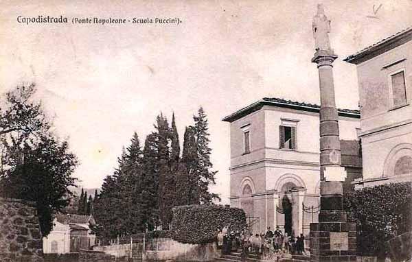MONUMENTO A LINNEO, AD APRILE IL RESTAURO