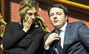 La Ministra Madia e il signor Renzi. Lui è mai stato eletto?