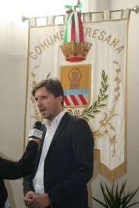 Matteo Mastrini Sindaco di Tresana