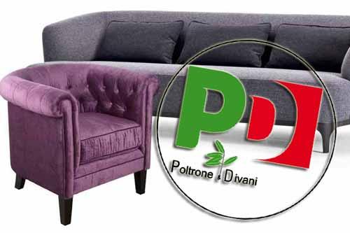 pd = poltrone & divani. I 5 STELLE CHIEDONO UN TAVOLO APERTO A TUTTA ...