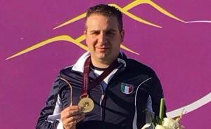 Marco Innocenti al Quatar Open