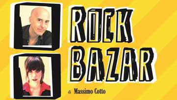 """montemurlo. ANCORA POSTI PER IL """"ROCK BAZAR"""""""