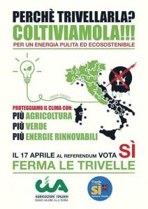 Stop Trivelle, 17 aprile