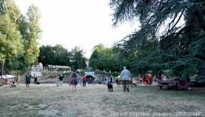 Il Festival al giardino della Carraia