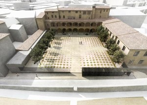 Il giardino di Palazzo Fabroni