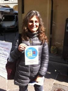 Ginevra Lombardi (ex assessore all'ambiente di Pistoia)