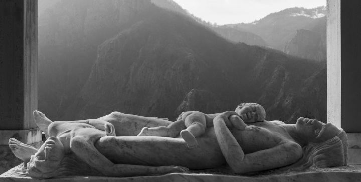 """""""DOLORE E LIBERTÀ"""", FOTOGRAFIE SULLA LINEA GOTICA"""