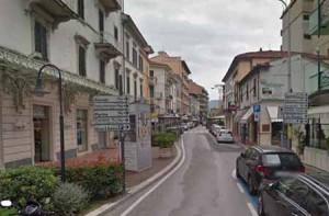 Montecatini. Corso Matteotti